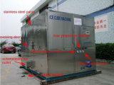 máquina de fatura de gelo comercial compata nova do cubo 3t/Day para a bebida