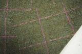 Wolle-Gewebe Woresed&Woolen Gewebe mit Tweed