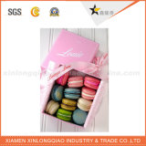 Коробка Palstic восхитительного ясного любимчика упаковывая для Macaron
