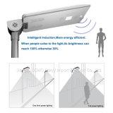 20W ha integrato tutti in un indicatore luminoso solare solare dell'indicatore luminoso di via LED