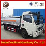 4X2 8m3, 8, 000 litros, caminhão do óleo de 8 toneladas