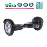 Scooter électrique de grand de pneu de 10 pouces mini équilibre sec d'individu