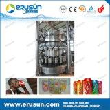 Máquina de rellenar de la bebida carbónica de la poder de aluminio