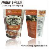 Nahrungsmittelgrad Alumium Folien-Fastfood- Beutel mit Reißverschluss, Fertigung-Reißverschluss-Beutel