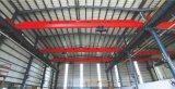 El Ld mecanografía la grúa de puente Single-Beam eléctrica