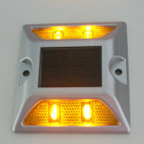 IP68 High Brightness Reflector Alumínio LED Solar Road Stud