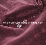 100%Polyester vlakte die de Gebreide Reeksen van de Auto van de Stof van de Stoffering bijeenkomen