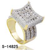 형식 보석 새로운 디자인 925의 은 힙합 보석 여자의 반지
