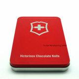 チョコレート錫のギフトの包装ボックスのための高品質の長方形ボックス