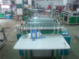 Folder를 가진 옆 Sealing Plastic Garment Bag Making Machine