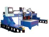 Hnc-4000 CNC van het Staal van Plasma&Flame van de brug Scherpe Machine