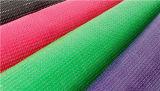Acoplamiento 1000d del color del PVC para la cortina de la cerca de la cortina