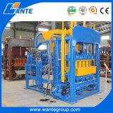 Wante Machinery Qt4-25 100 Ton Hydraulic Press Block Machine für Concrete Bricks