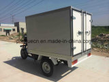 Трицикл груза быстро-приготовленное питания с коробкой PU (TR-2B)