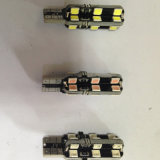 Indicatore luminoso interno T10 LED di decodifica 2835 Canbus dell'automobile del LED dell'automobile chiara della lampada