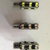 LED車の軽い2835 Canbus解読ランプ車の内部ライトT10 LED