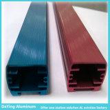 Металл фабрики Китая обрабатывая штранге-прессовани поверхностного покрытия OEM промышленное алюминиевое