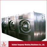 障壁の洗濯機(病院の消毒の洗濯機)