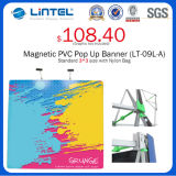 Pop d'profilatura in su Display Magnetic Pop in su Banner Stand (LT-09L-A)