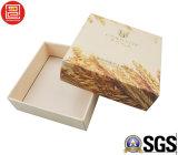 Caixa luxuosa da placa de papel para a caixa do sabão com empacotamento cosmético do produto da base e da tampa