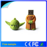 Palillo al por mayor 8GB del USB de la historieta de Hotsale Star Wars