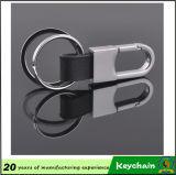 Het Leer Keychain van het Embleem van de douane