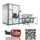 Máquina automática de corte de rollo de papel higiénico de gran diámetro
