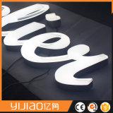 Lettera luminosa acrilica di colore facoltativo decorativo LED