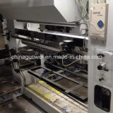 8 Color de la máquina de impresión de huecograbado Tres Motor 150 m / min