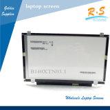 """14.0の"""" 1366X768はLenovo B140xtn03.1のためのLED LCDのラップトップのパネルを細くする"""