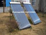 Coletor solar da água da tubulação de calor