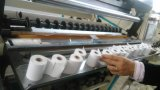 Máquina arriba exacta de Rewinder de la cortadora del papel termal, venta caliente