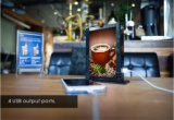 Marco de la foto del LED para el sitio y la oficina