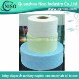 Tessuto non tessuto del cinturino delle materie prime del pannolino del bambino per la fabbricazione adulta del pannolino