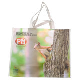 PP Non-Woven Shopping Bag con Velcro en The Top