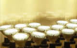 Projector de venda quente do diodo emissor de luz de GU10 MR16 3W4w5w7w SMD3030