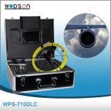防水機能の管または下水道または下水管のヘビの点検カメラ