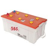 JIS seco carregada bateria de automóvel de armazenamento da bateria do caminhão da bateria