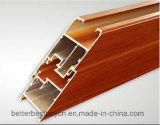 2016 het Recentste Model Afbaardende Venster Van uitstekende kwaliteit van het Aluminium