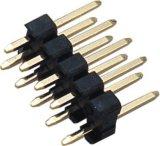 2.54 mm-doppelte Reihen-doppelte Plastikpin-Verbinder-Lieferanten