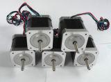 El motor de pasos barato NEMA17 en venta caliente, acepta modificado para requisitos particulares