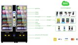 2016 heißes Sell Beverage u. Snack Automatic Vending Machine mit Media mit Nachrechner Management System