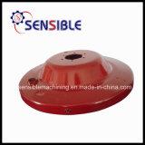 Вырезывание лазера, металлический лист штемпелюя грубые штуцеры оборудования /Lubrication части барабанчика