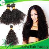 Trama brasiliana naturale all'ingrosso superiore dei capelli del Virgin di Funmi dei capelli