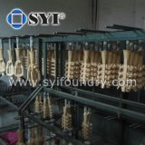 アルミニウム低圧の鋳造の部品