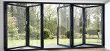 El calor Insulation Aluminium Es-Fold Door con Highquality