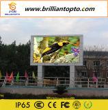 Segni elettronici di pubblicità esterna LED