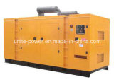 Type insonorizzato Diesel Engine 320kw 400kVA Doosan Generating Sets