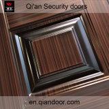 二重葉の粉のふし穴の上塗を施してある鋼鉄機密保護のドア