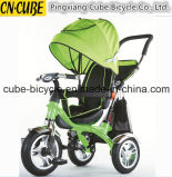 Poussette de bébé de la CE chaude de vente/tricycle approuvés de gosses